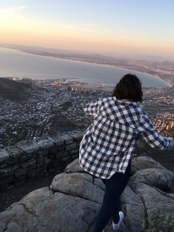 The First Few Days (and Table Mountain!)