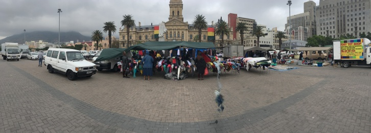 Cape Town City Council at The Grand Parade