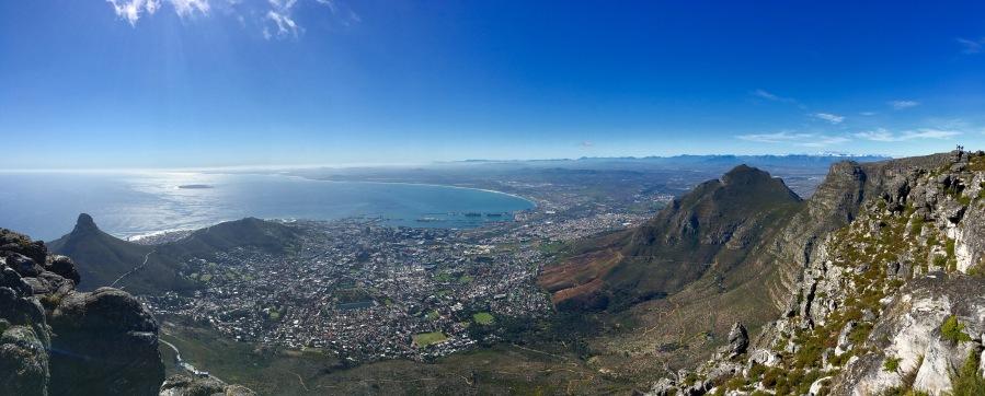 Last Table MountainHike